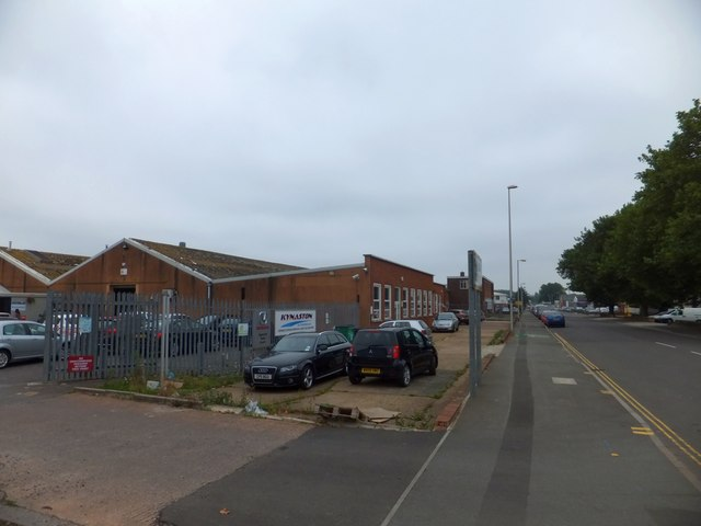 Units on Marsh Green Road West, Exeter