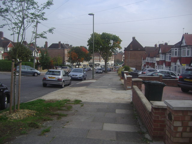 Brookside South, Southgate
