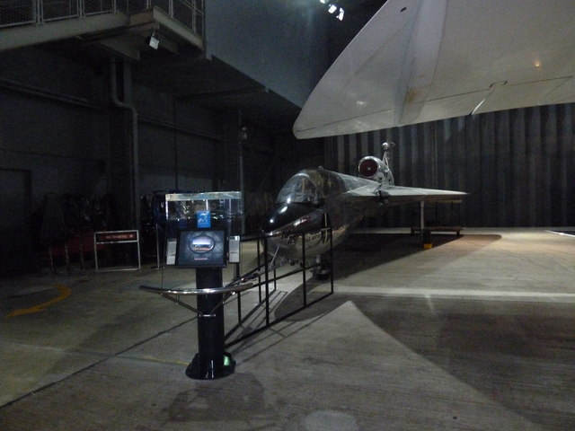 Inside the Fleet Air Arm Museum (1)