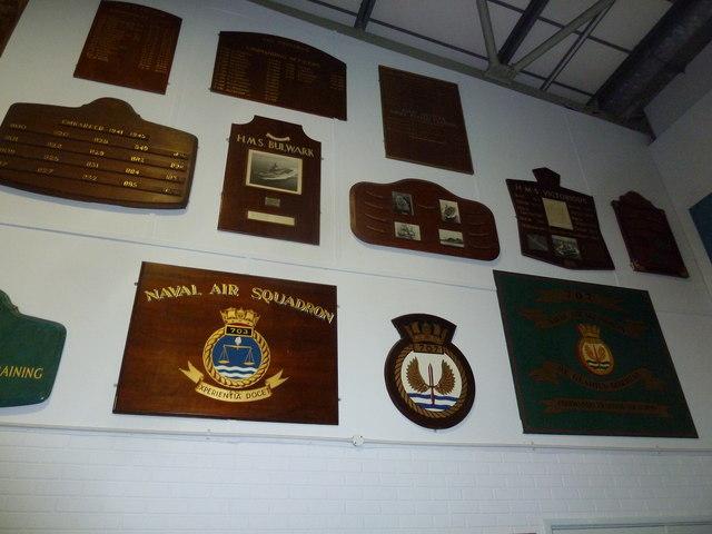 Inside the Fleet Air Arm Museum (2)