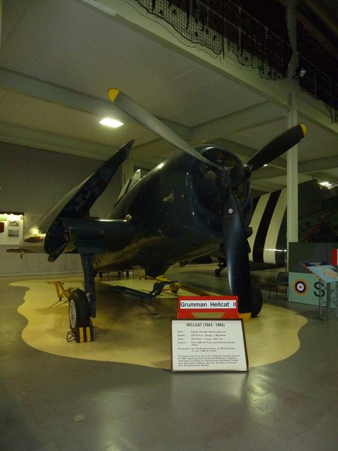 Inside the Fleet Air Arm Museum (3)