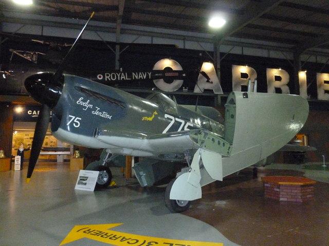 Inside the Fleet Air Arm Museum (5a)