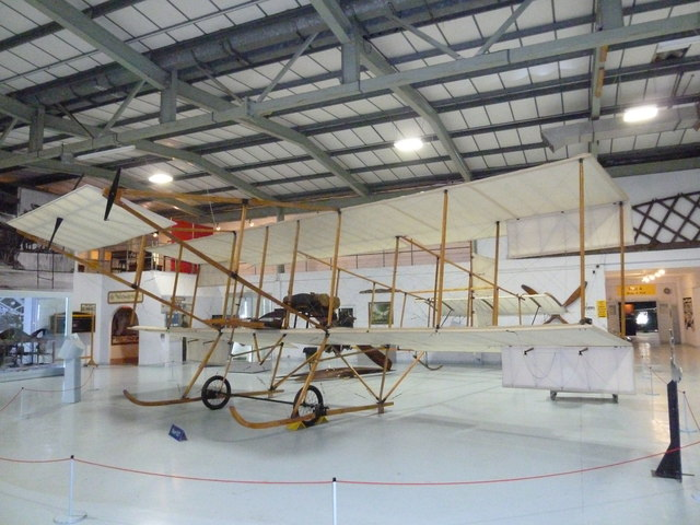 Inside the Fleet Air Arm Museum (5b)