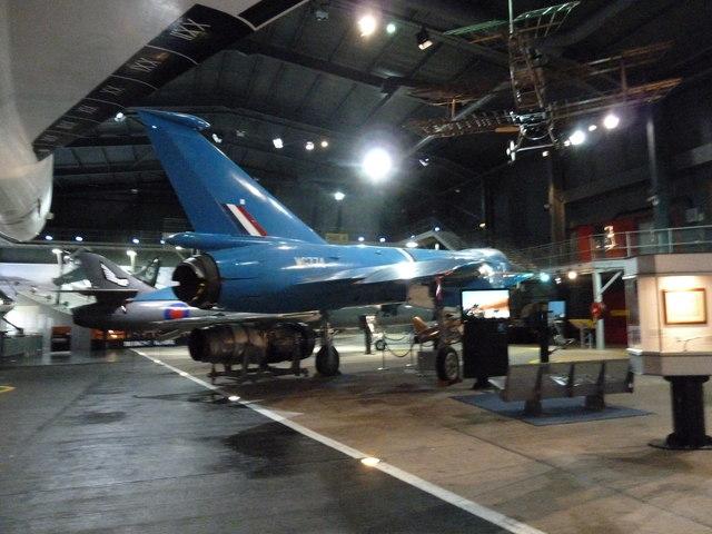 Inside the Fleet Air Arm Museum (6a)