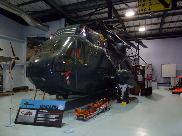 Inside the Fleet Air Arm Museum (8)