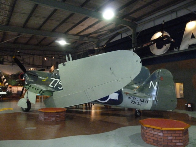 Inside the Fleet Air Arm Museum (10)