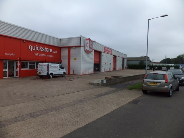 Self storage centre, Grace Road West, Exeter