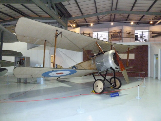 Inside the Fleet Air Arm Museum (14)