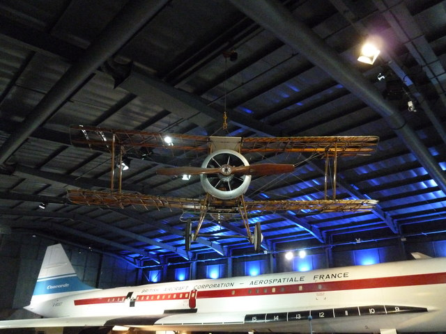 Inside the Fleet Air Arm Museum (16)