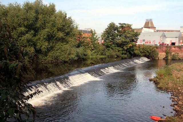 Walk Mill Weir