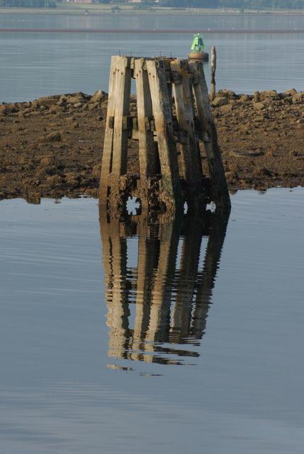 Garvel wet dock