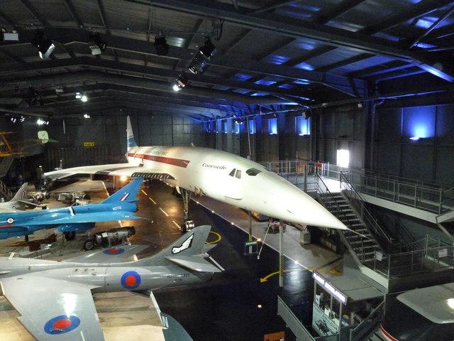 Inside the Fleet Air Arm Museum (19)