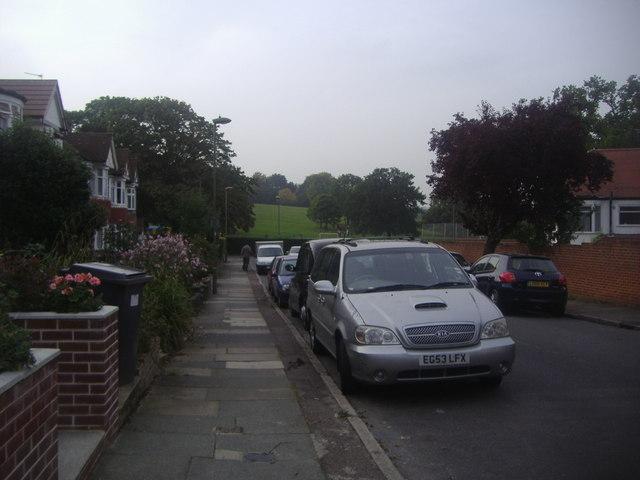 Woodfield Drive, Southgate