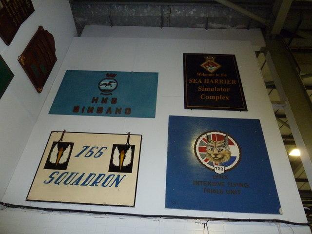 Inside the Fleet Air Arm Museum (21)