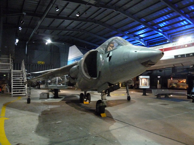 Inside the Fleet Air Arm Museum (22)