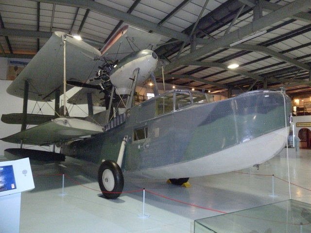 Inside the Fleet Air Arm Museum (25)