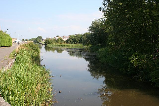 Canal Basin at Redding