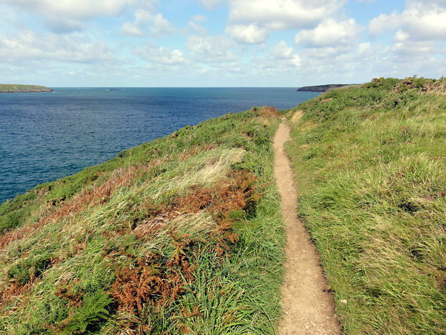 On The Pembrokeshire Coast Path
