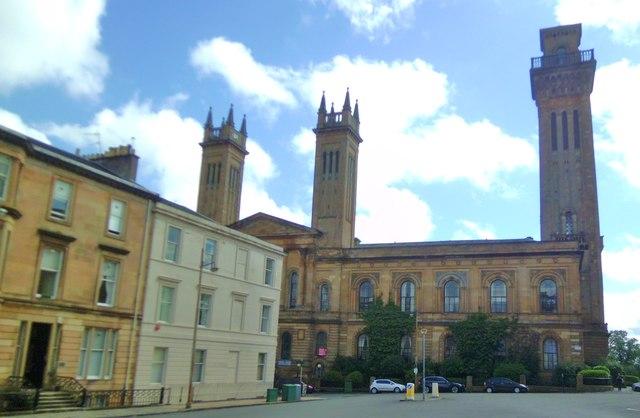 Former Trinity College, Glasgow