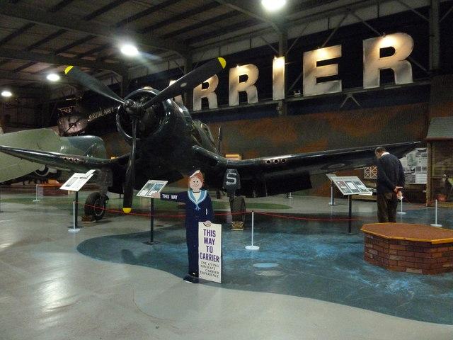 Inside the Fleet Air Arm Museum (29)