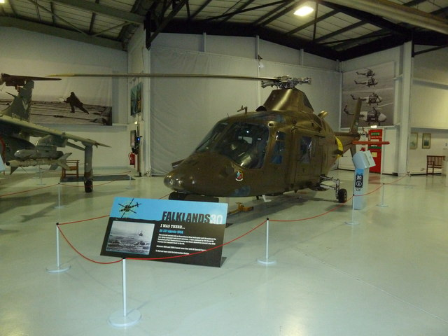 Inside the Fleet Air Arm Museum (30a)