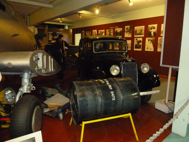 Inside the Fleet Air Arm Museum (32)