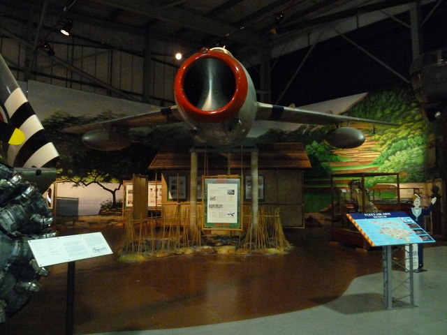 Inside the Fleet Air Arm Museum (33)