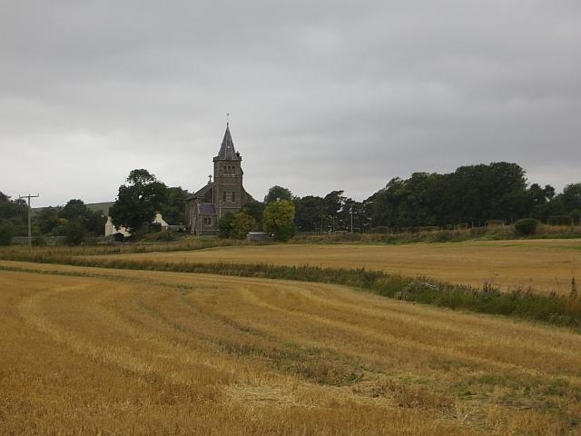Dunbog church