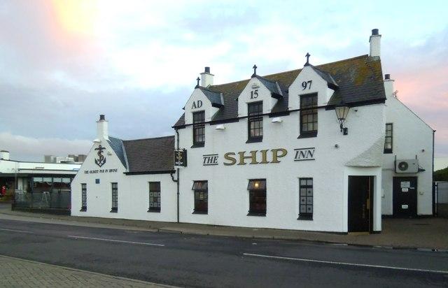 Ship Inn, Irvine