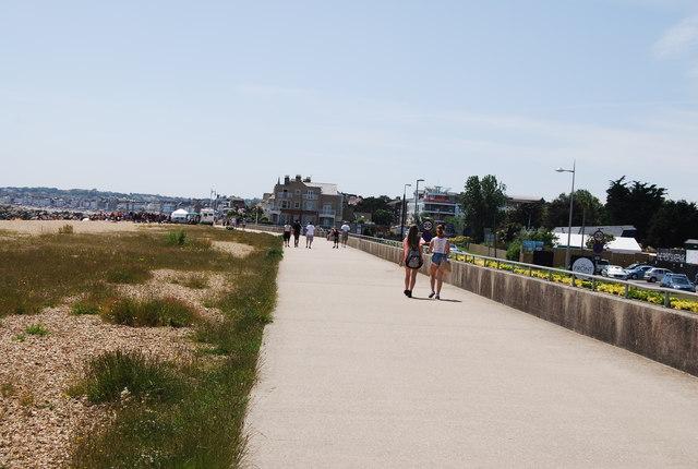 Promenade, Melcombe Regis