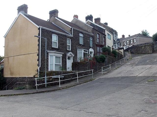 Seaview Terrace, Swansea