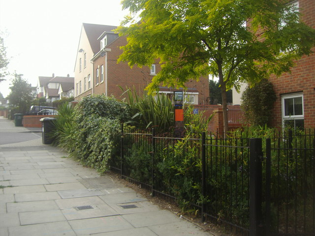 New Houses on Russell Lane