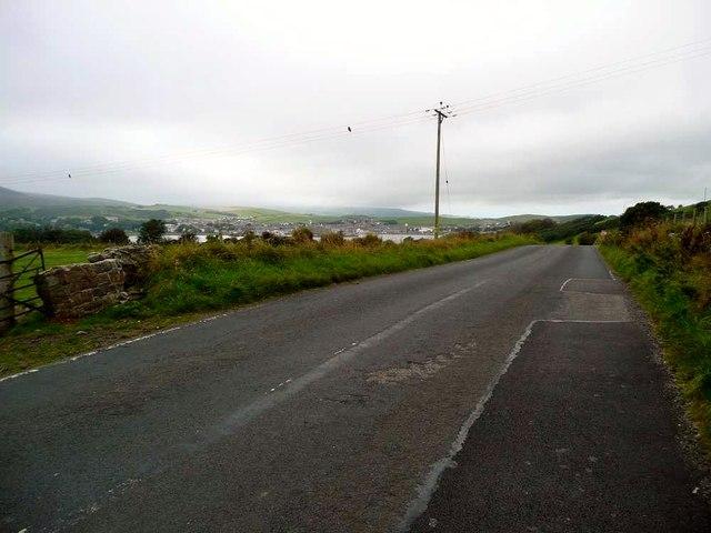 The B842 at High Askomill