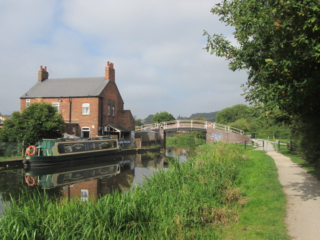 The Bridge Inn and Bridge 23, Erewash Canal
