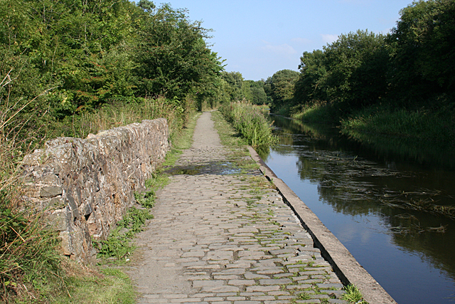 Reinforced Towpath