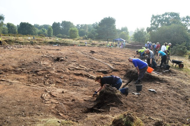 Uncovering the 'Messines Ridge'