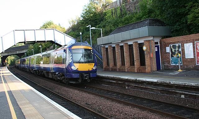 Falkirk High Station