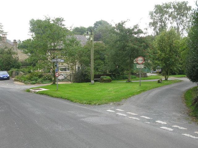 Traffic Island in Airton