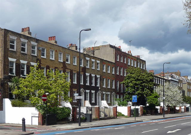136-162 Kennington Park Road