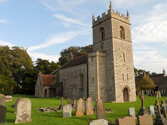 Westbury-Sub Mendip Church