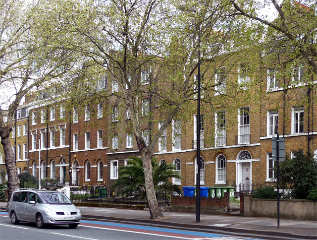 119-127 Kennington Park Road