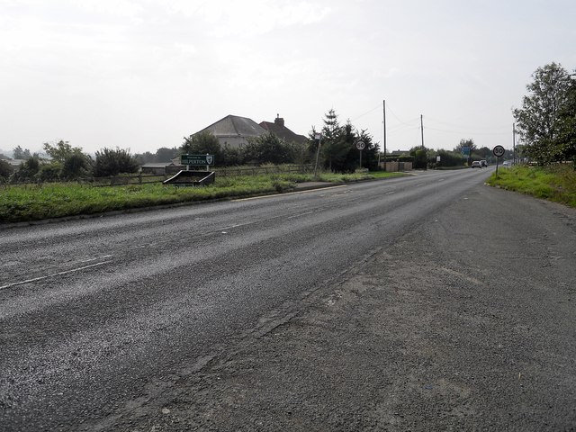 Hilperton Boundary
