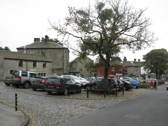 The Square, Grassington
