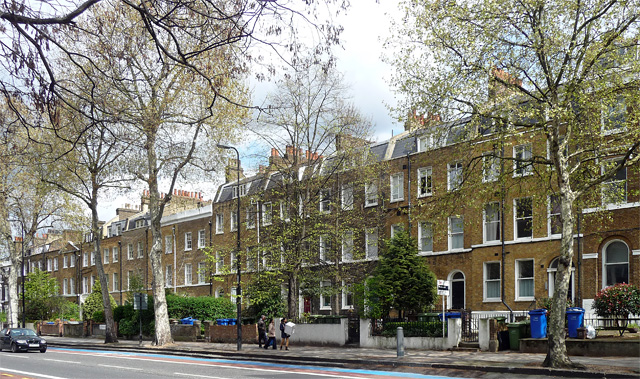 89-117 Kennington Park Road