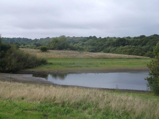 Inlet of Bewl Water Reservoir