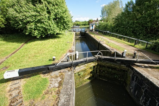 Grand Union Canal, Marsworth