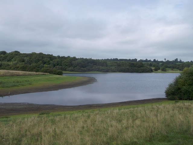 Bewl Water Reservoir and Combewell Wood