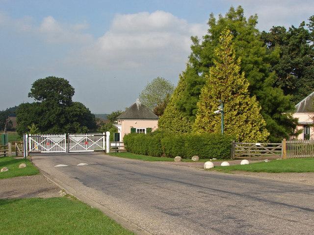 Ranger Gate, Windsor Great Park
