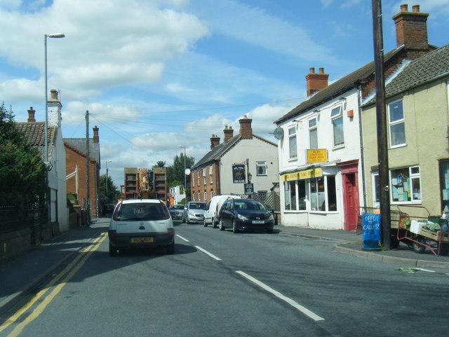 Keeling Street, North Somercotes