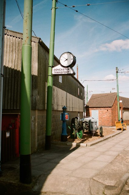 The Trolleybus Museum at Sandtoft - odds and ends, near Sandtoft, Lincs